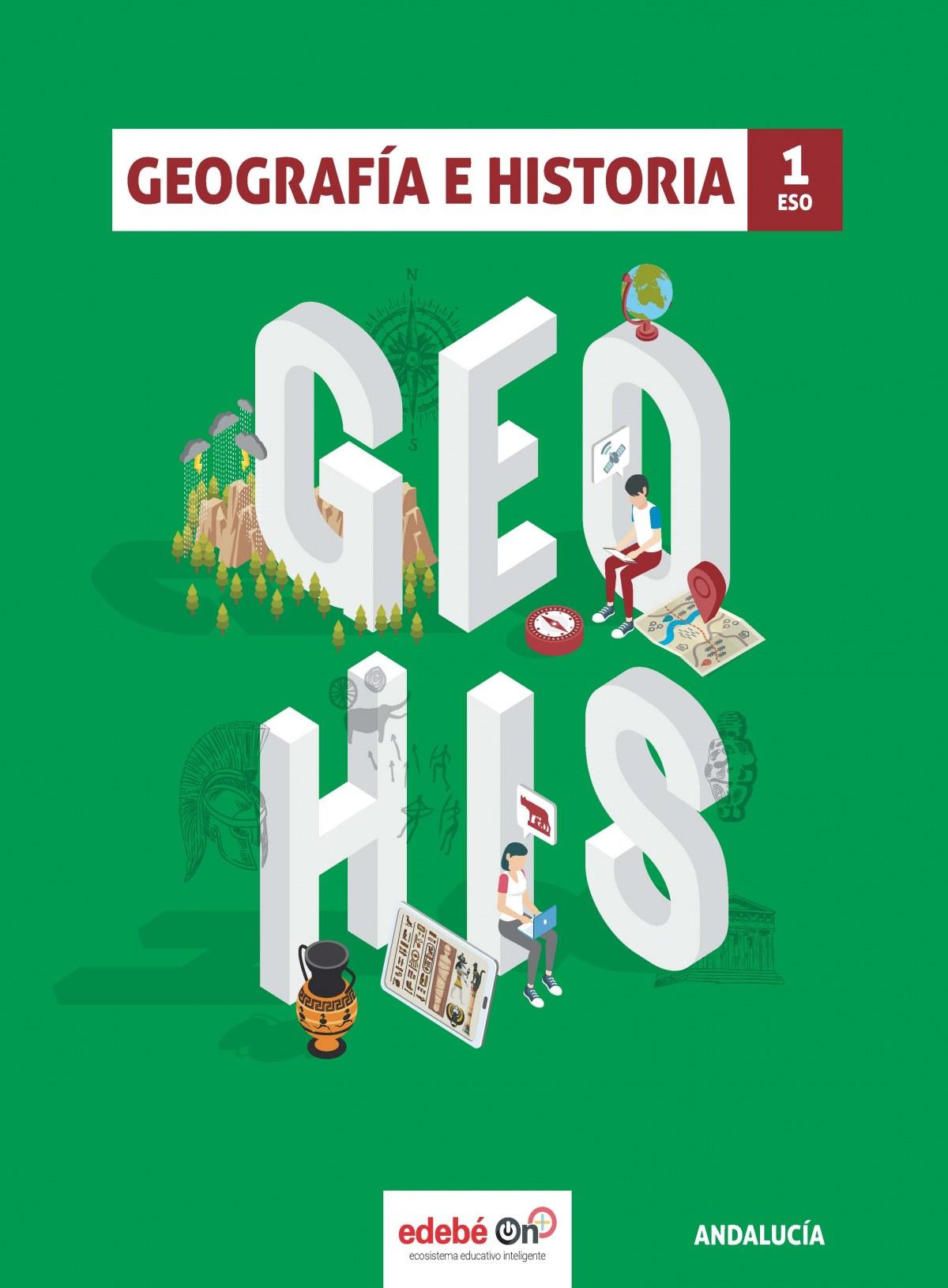 GEOGRAFÍA E HISTORIA 1