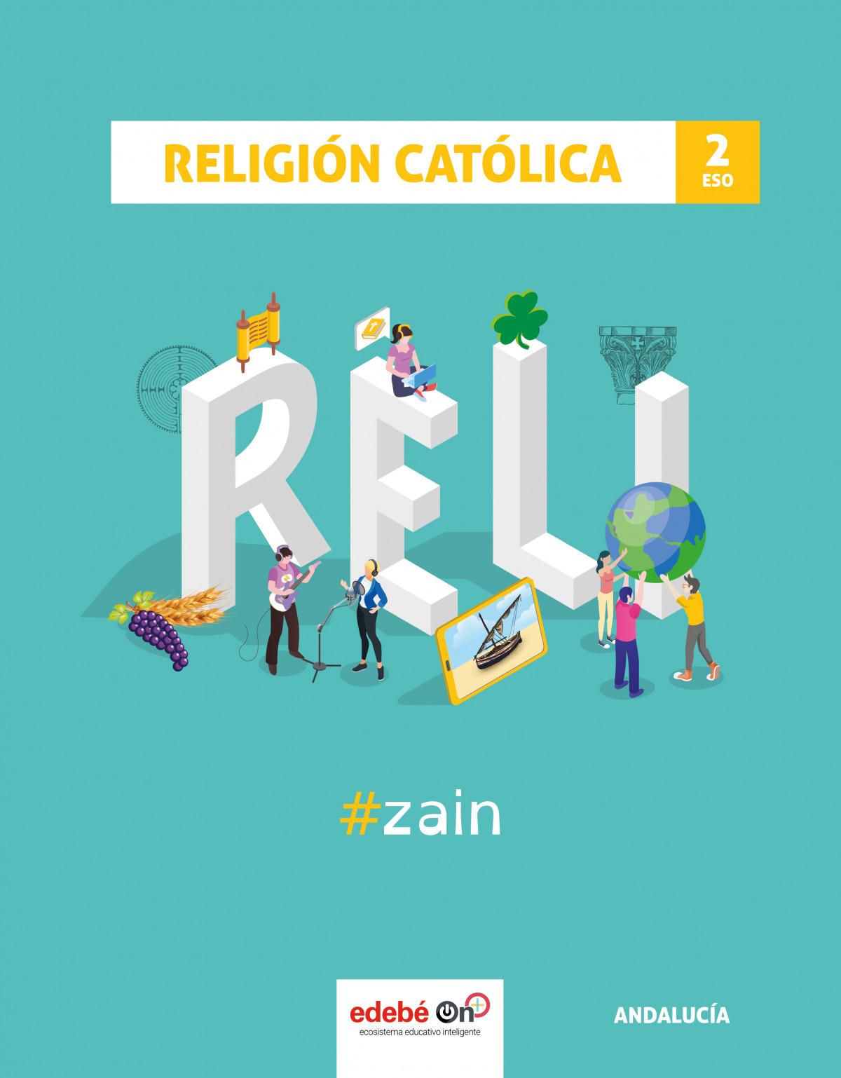 Religión 2 ESO #zain