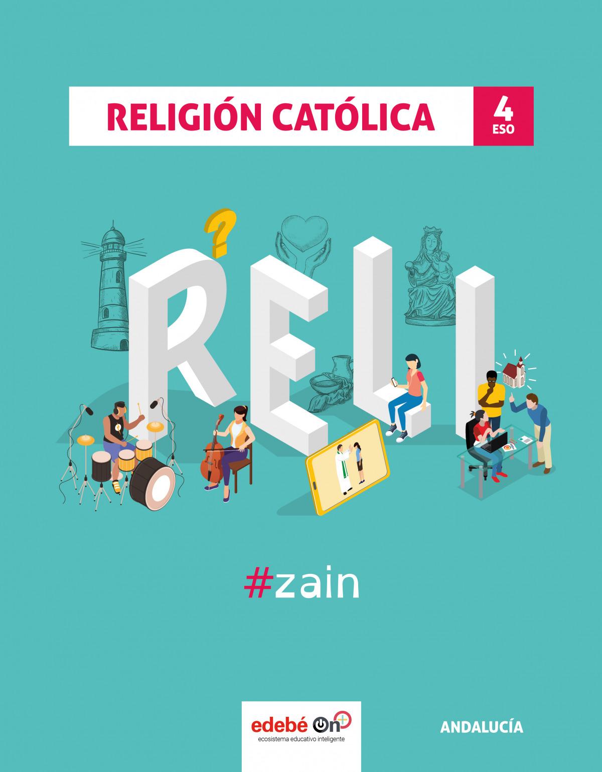 Religión 4 ESO #zain
