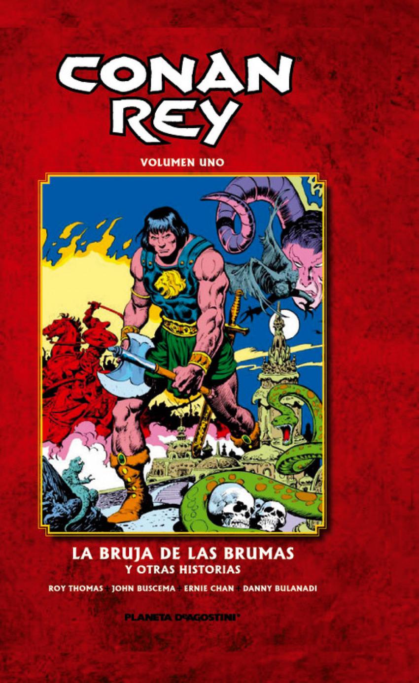 Conan Rey Nº1