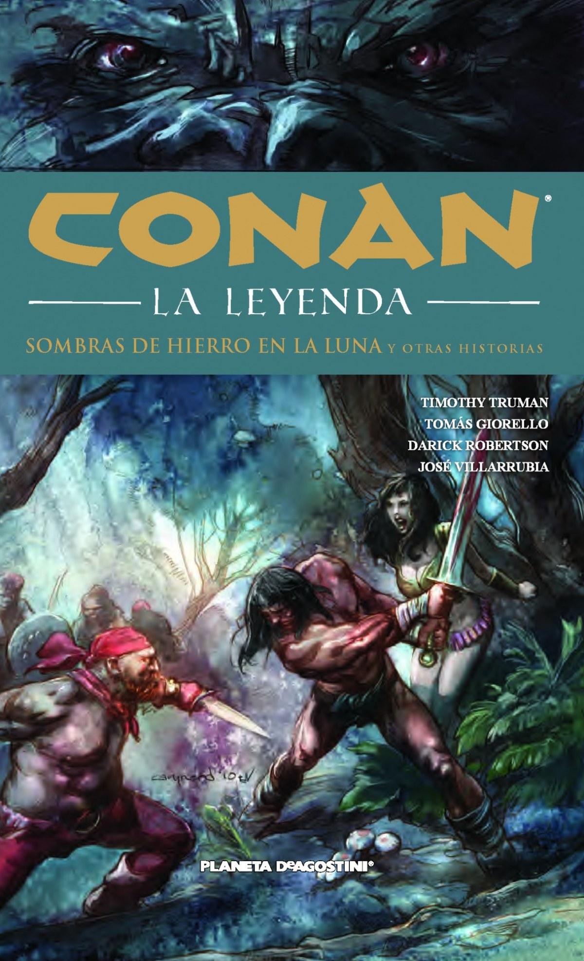 Conan la leyenda nº10