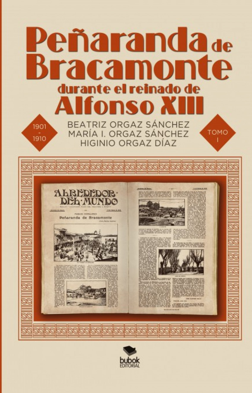 Peñaranda de Bracamonte durante el reinado de Alfonso XIII. Secuencia cronológica de 501 noticias locales publicadas en la prensa de la época. [...]
