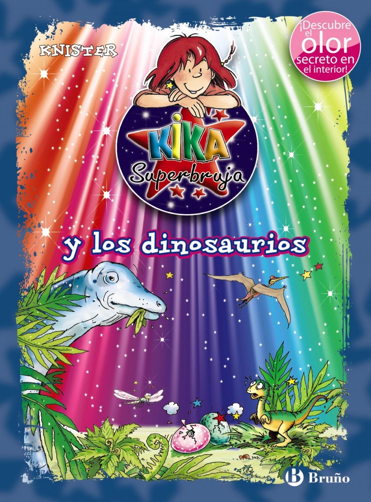 KIKA SUPERBRUJA Y LOS DINOSAURIOS 9788469603505