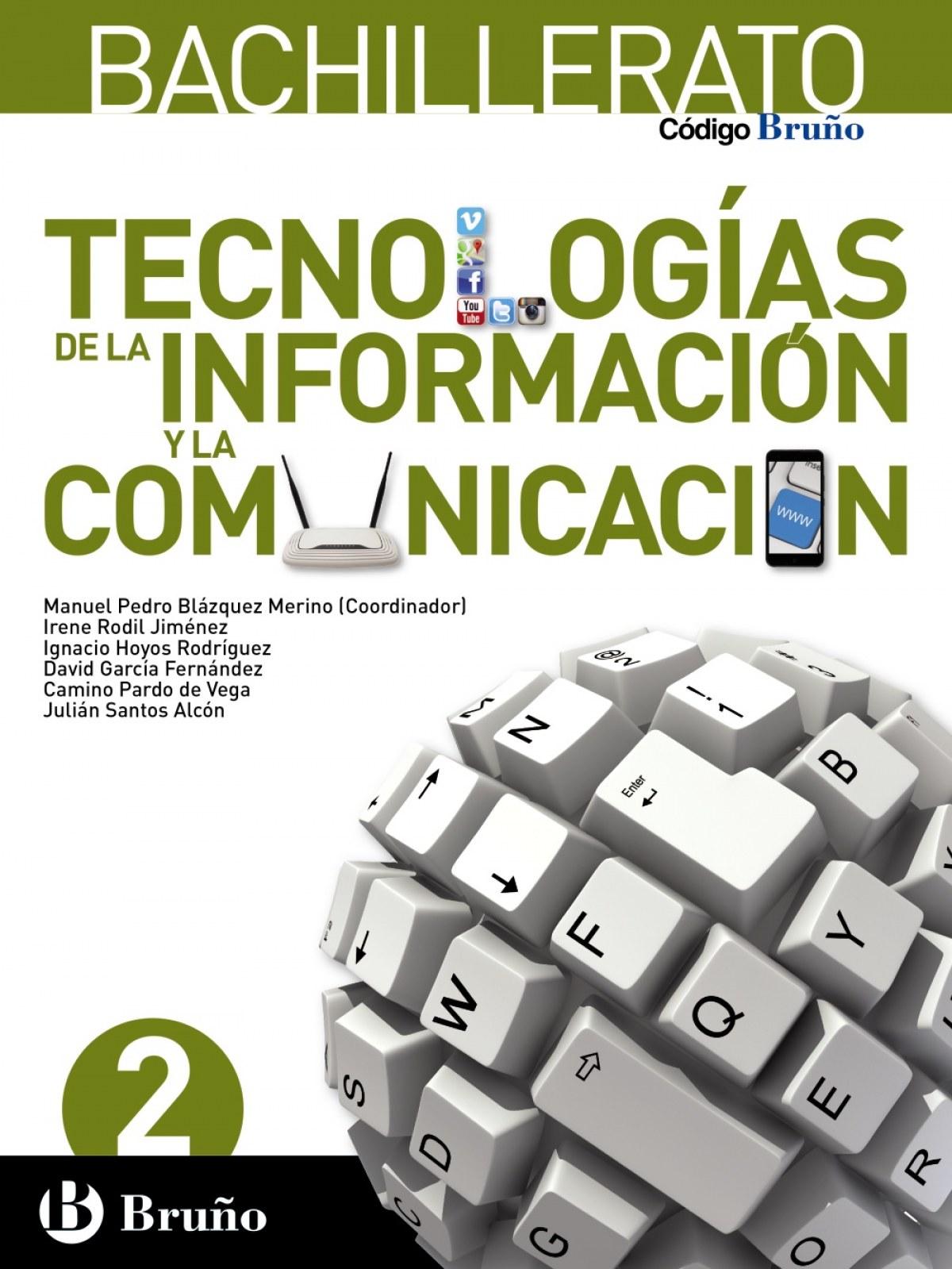 tecnologías de la información y la comunicación 2º bachillerato 2016
