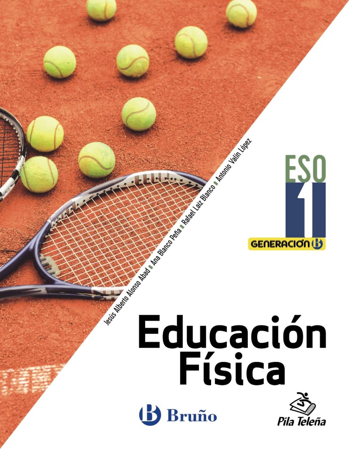 Generación B Educación Física 1 ESO