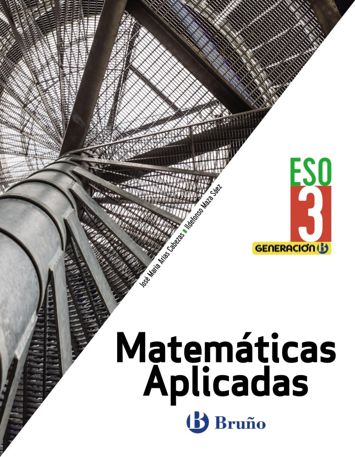 Generación B Matemáticas Aplicadas 3 ESO