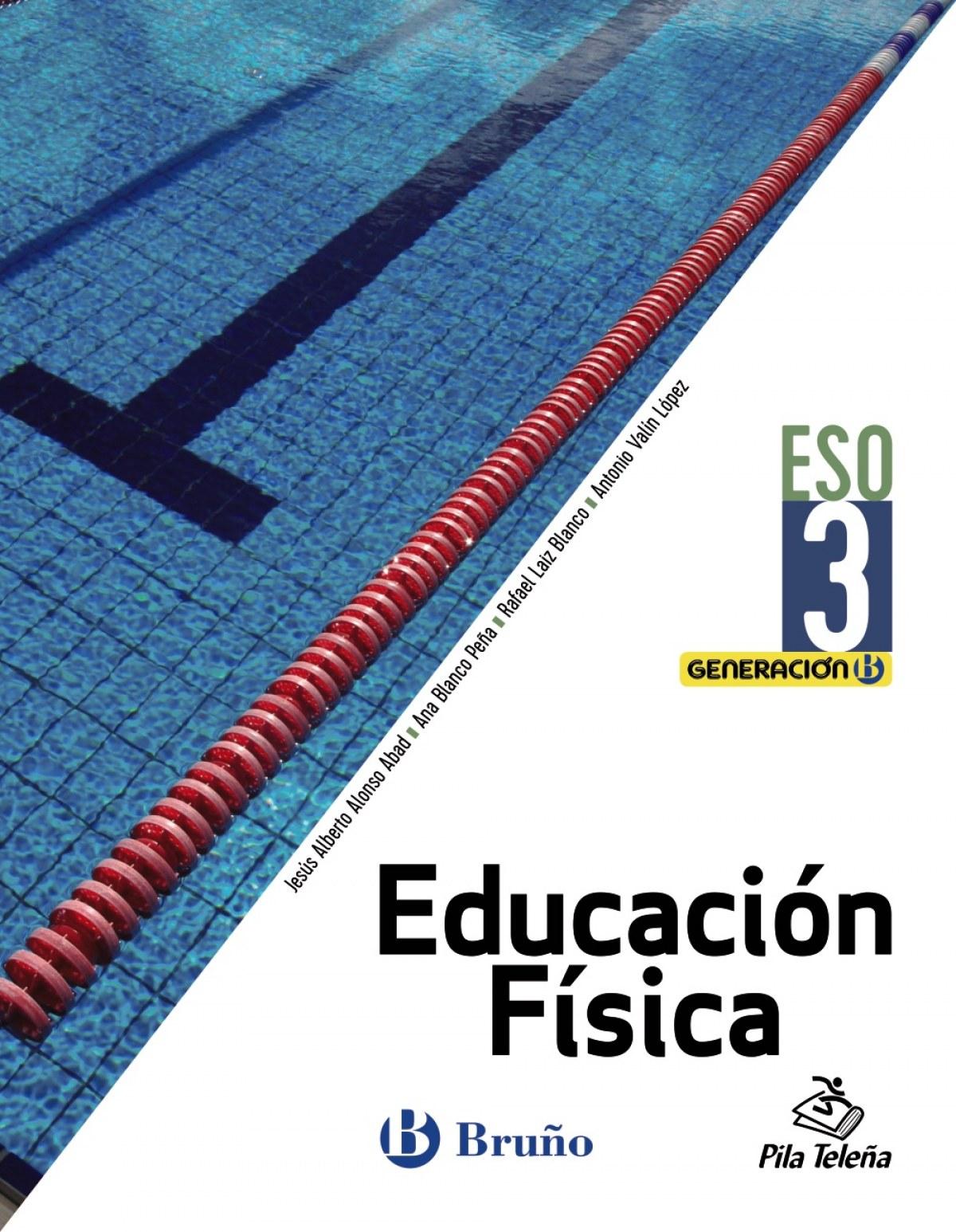 Generación B Educación Física 3 ESO