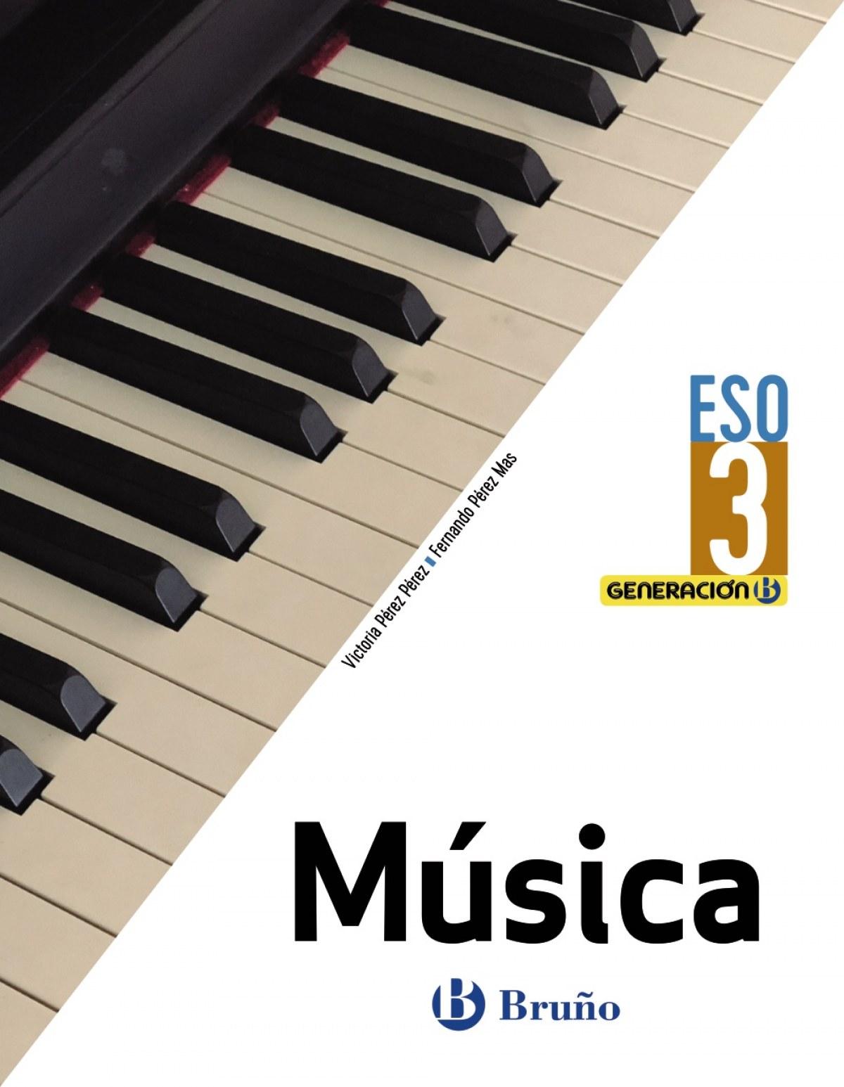 Generación B Música 3 ESO