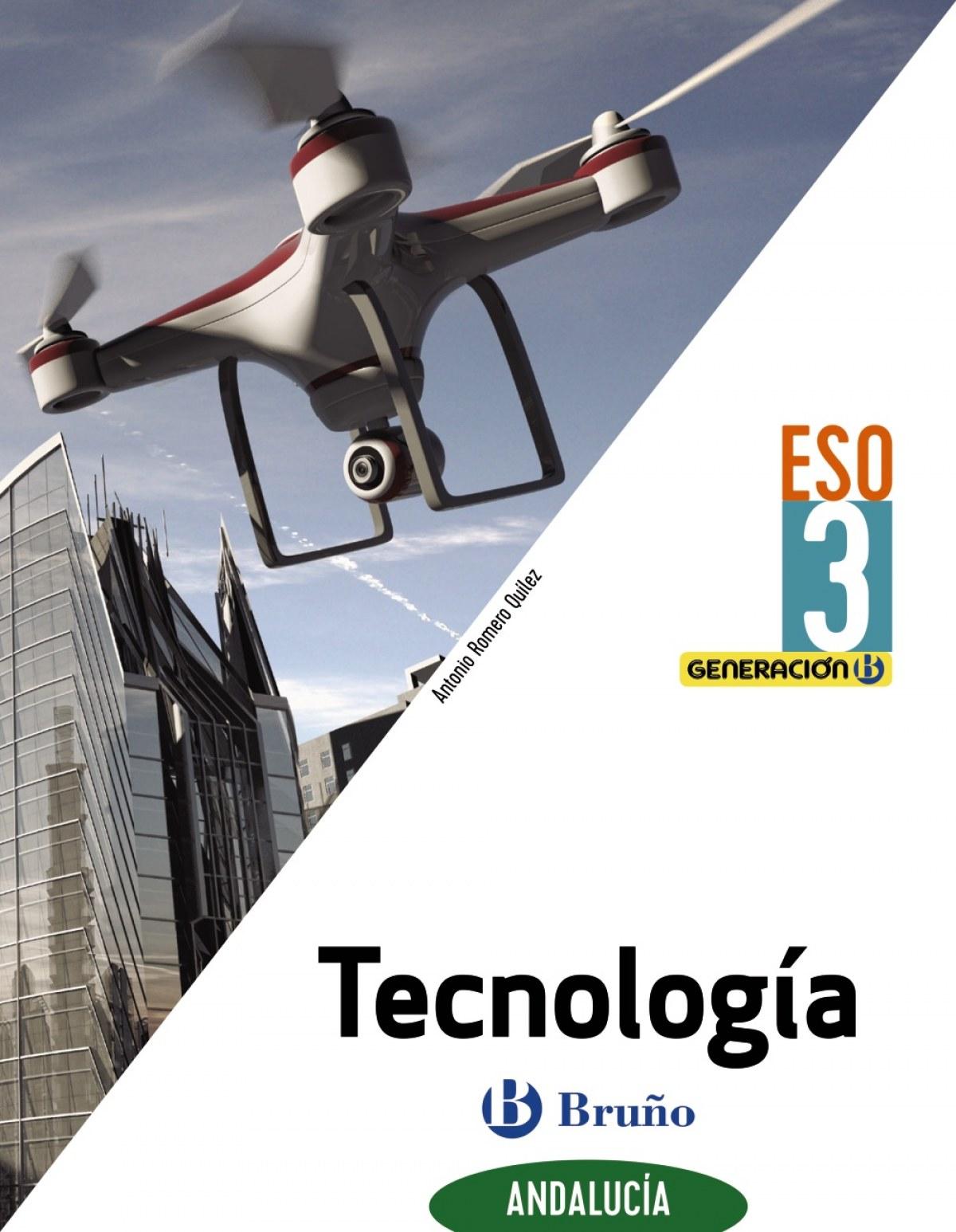 Generación B Tecnología 3 ESO Andalucía