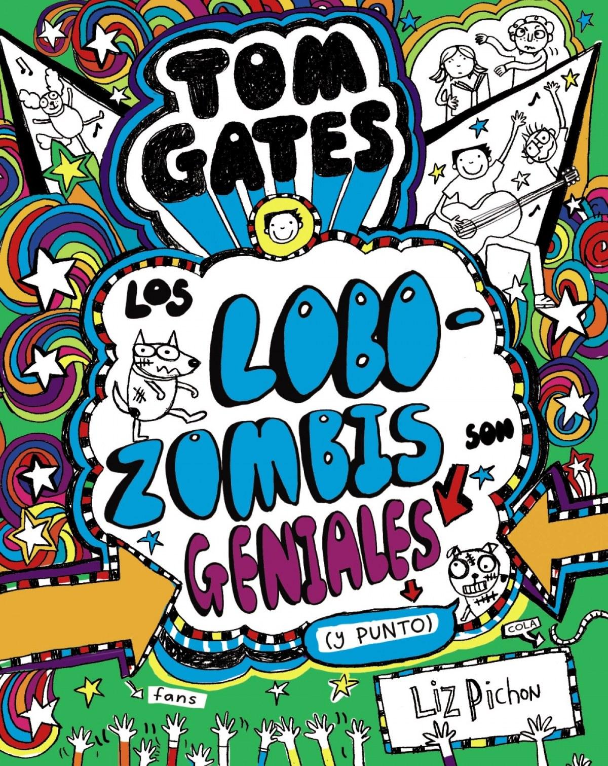 LOS LOBOZOMBIS SON GENIALES (Y PUNTO)