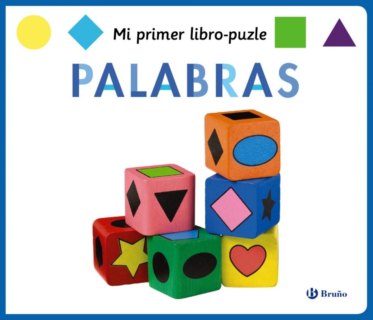 MI PRIMER LIBRO PUZZLE PALABRAS