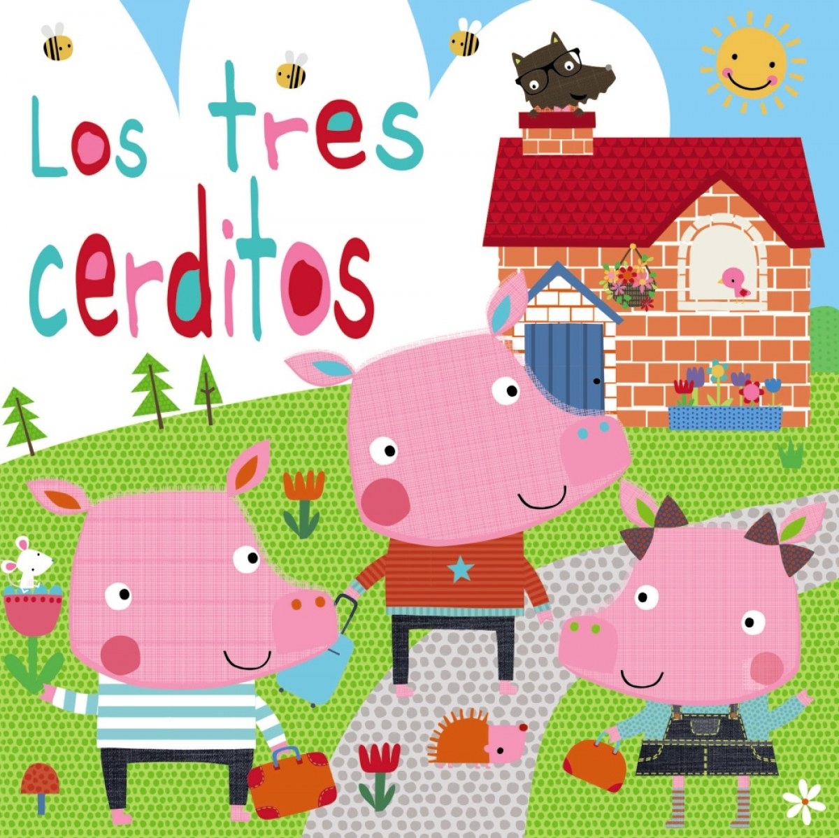 LOS TRES CERDITOS 9788469622957