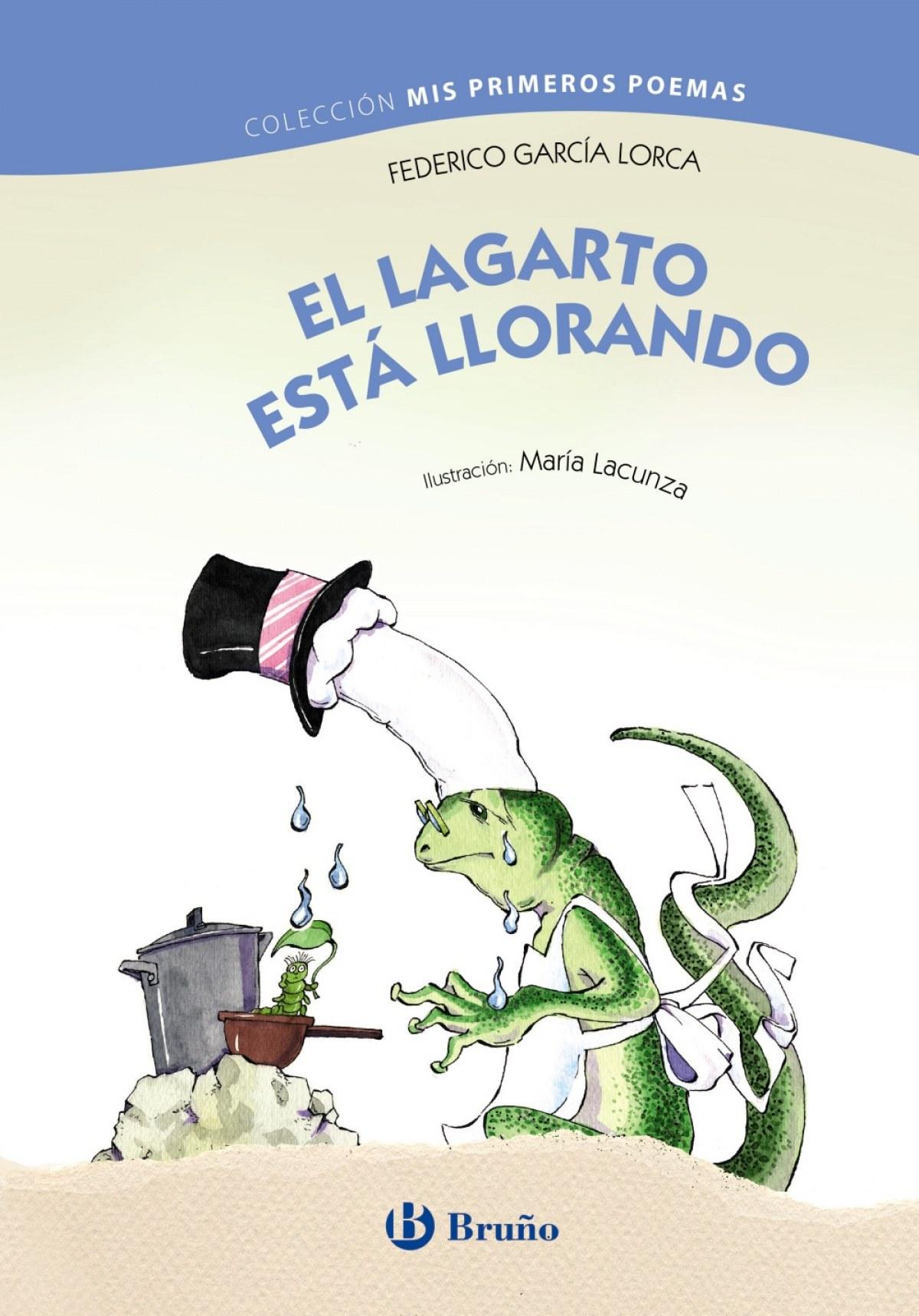 EL LAGARTO ESTA LLORANDO