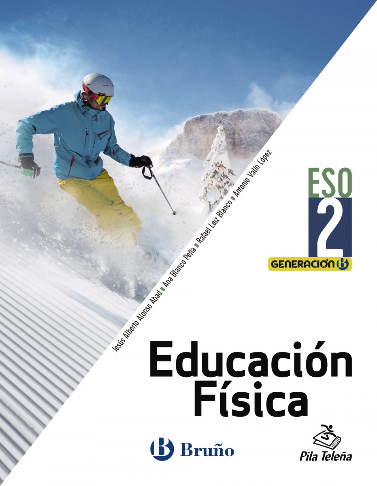 Generación B Educación Física 2 ESO