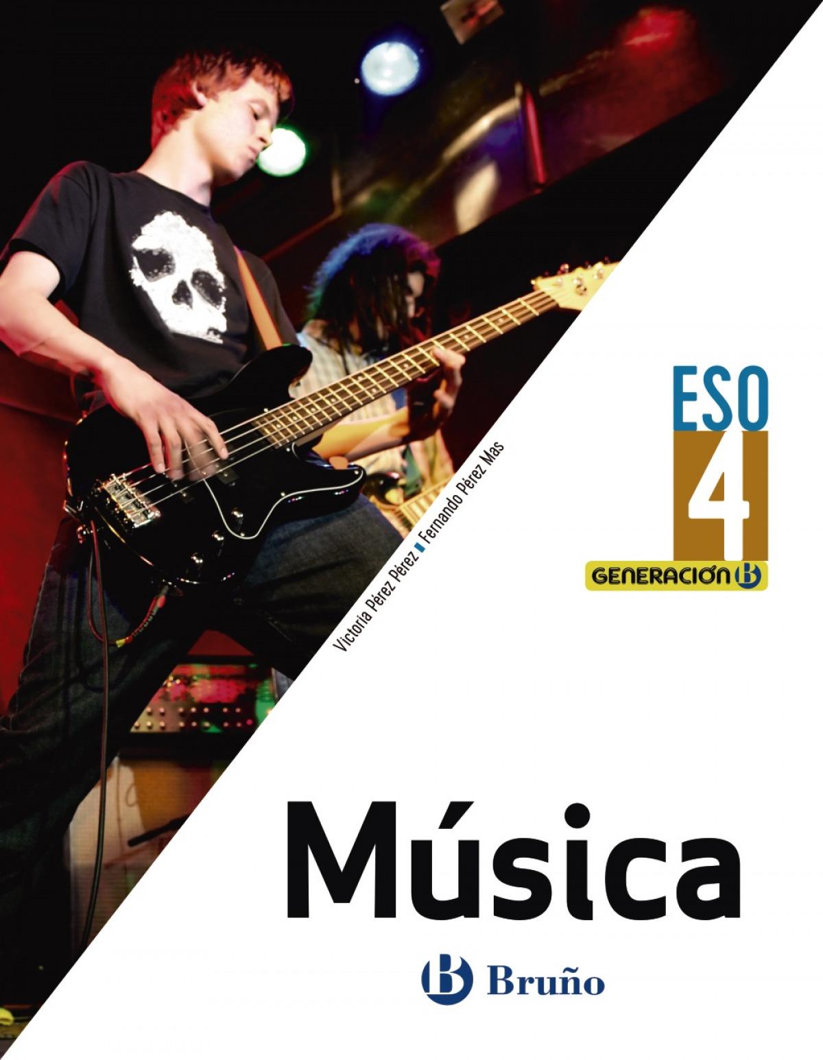 Generación B Música 4 ESO