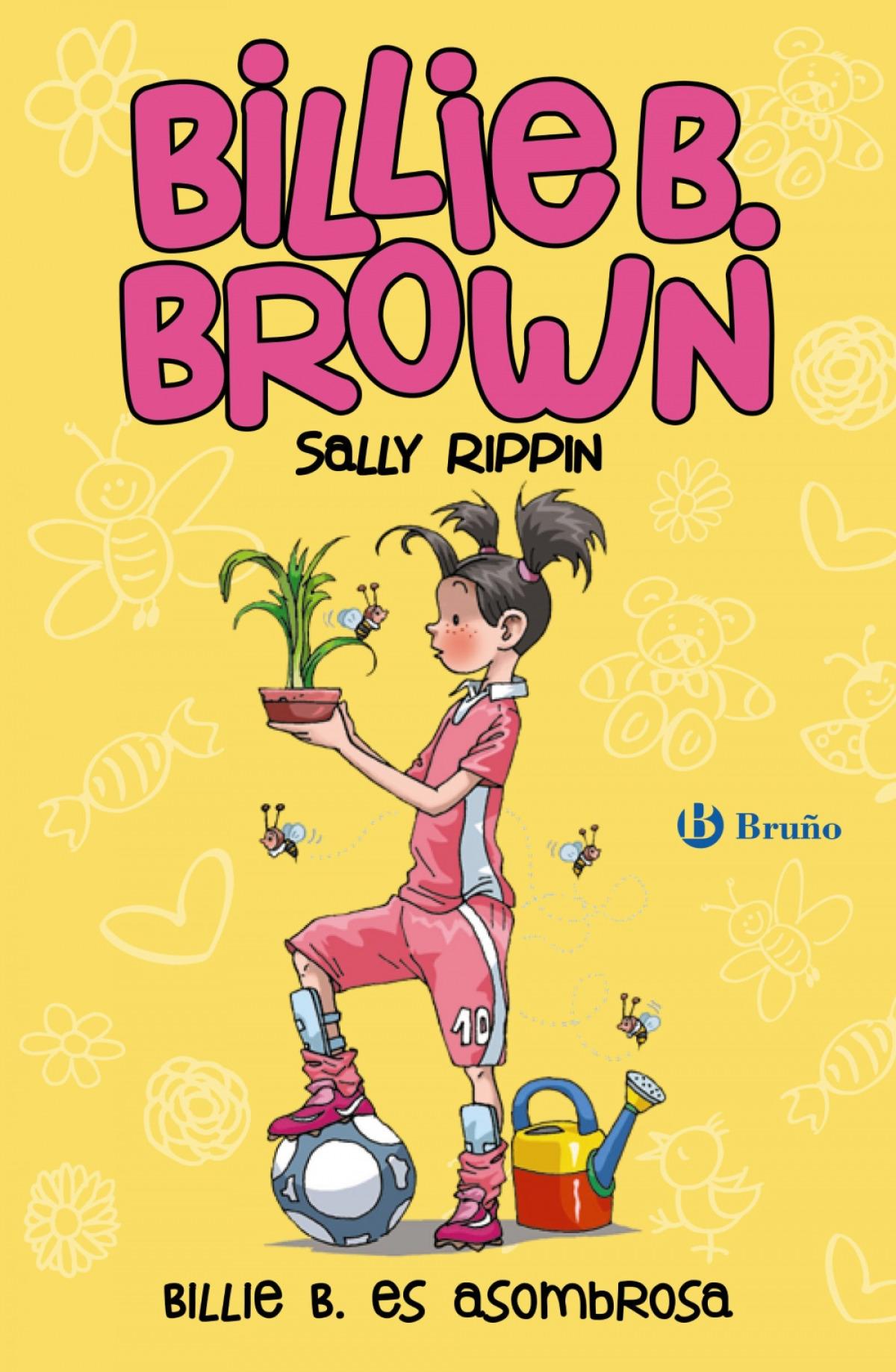 Billie B. Brown, 11. Billie B. es asombrosa