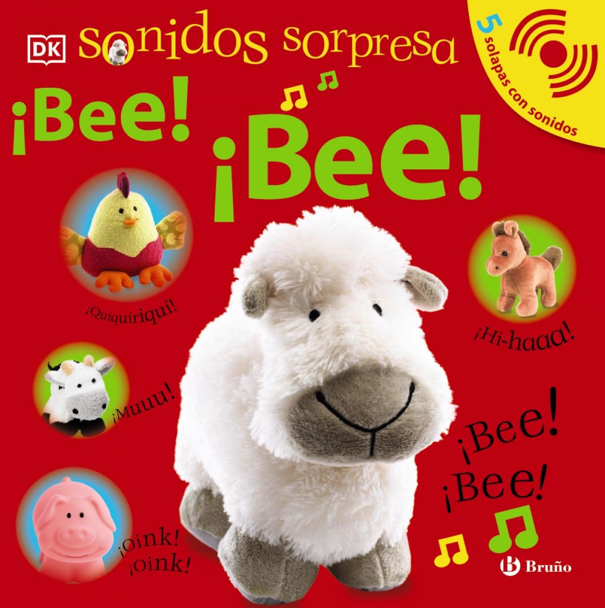 Sonidos sorpresa - ¡Bee! ¡Bee!