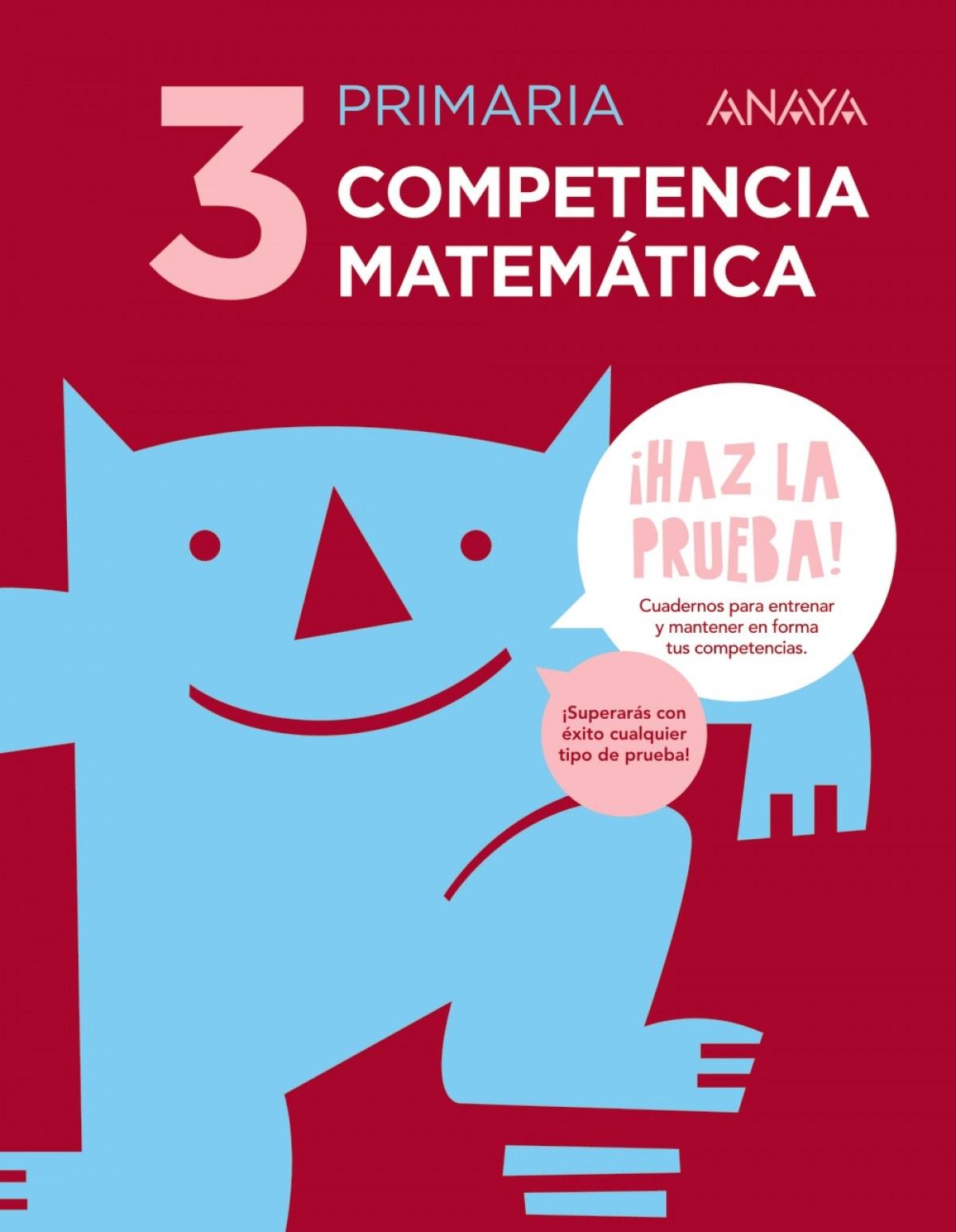 CUADERNO COMPETENCIA MATEM-TICA 3 9788469831359