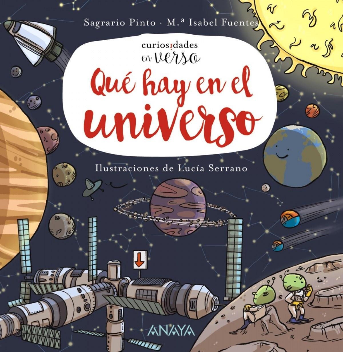 CURIOSIDADES EN VERSO.�QU� HAY EN EL UNIVERSO?