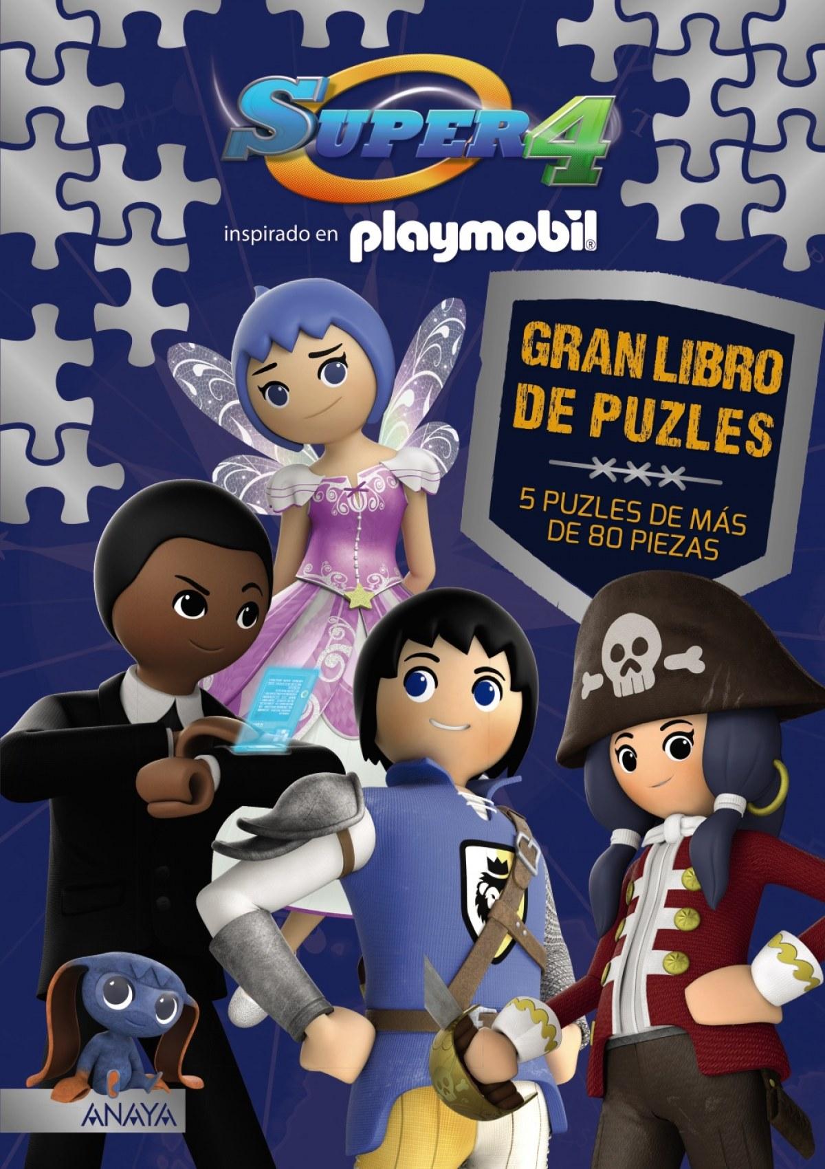 GRAN LIBRO DE PUZLES