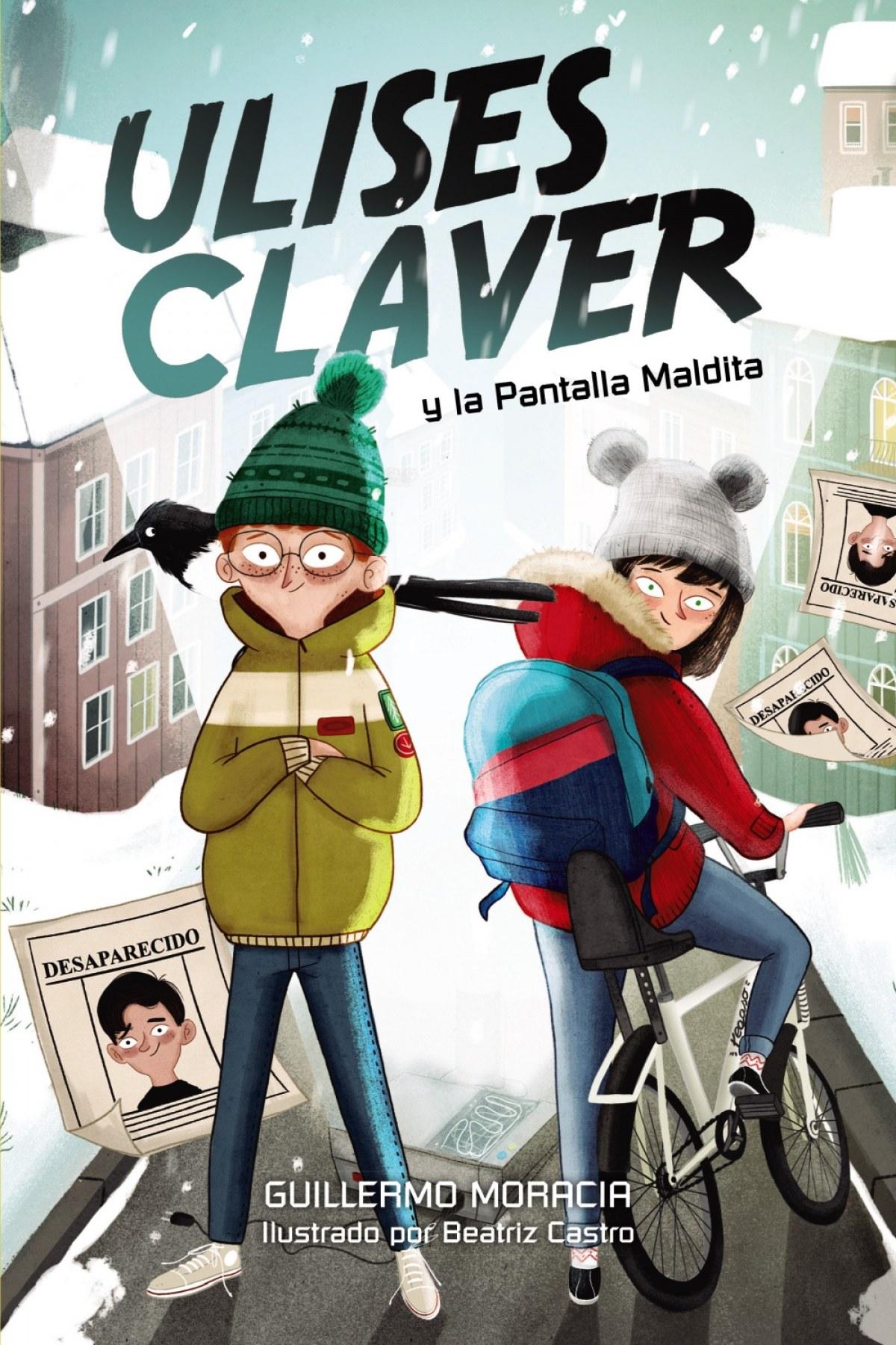 ULISES CLAVER Y LA PANTALLA MALDITA 9788469848739