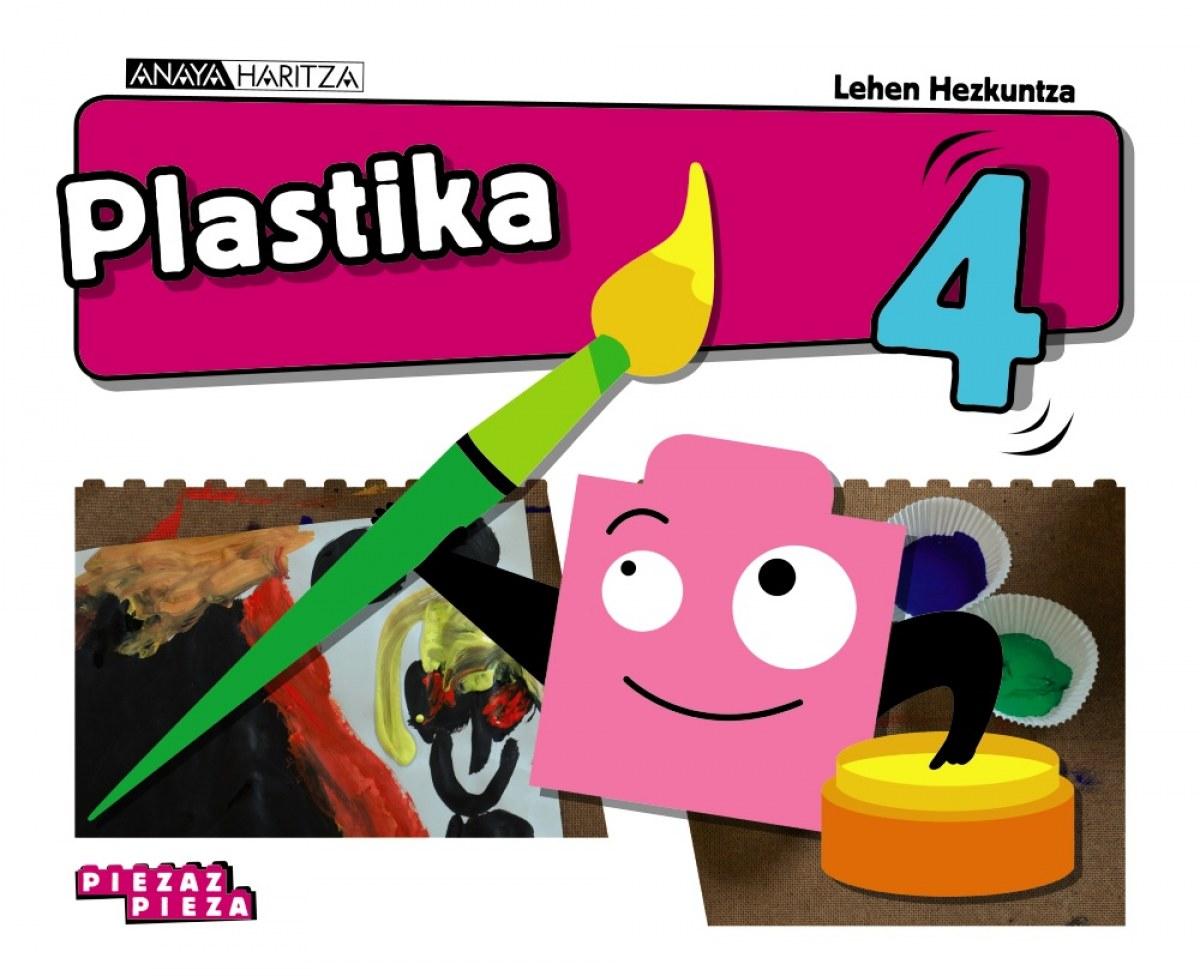 PLASTIKA 4.LMH. PIEZARAKO PIEZA 2019