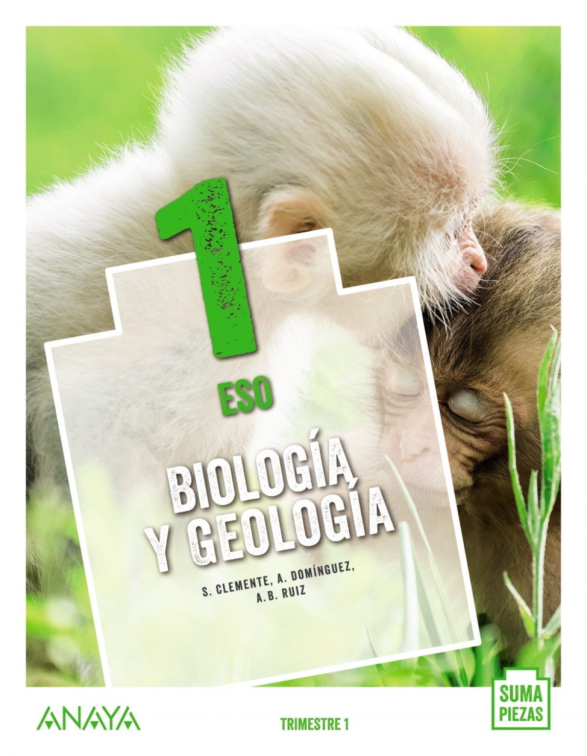 Biología y Geología 1.