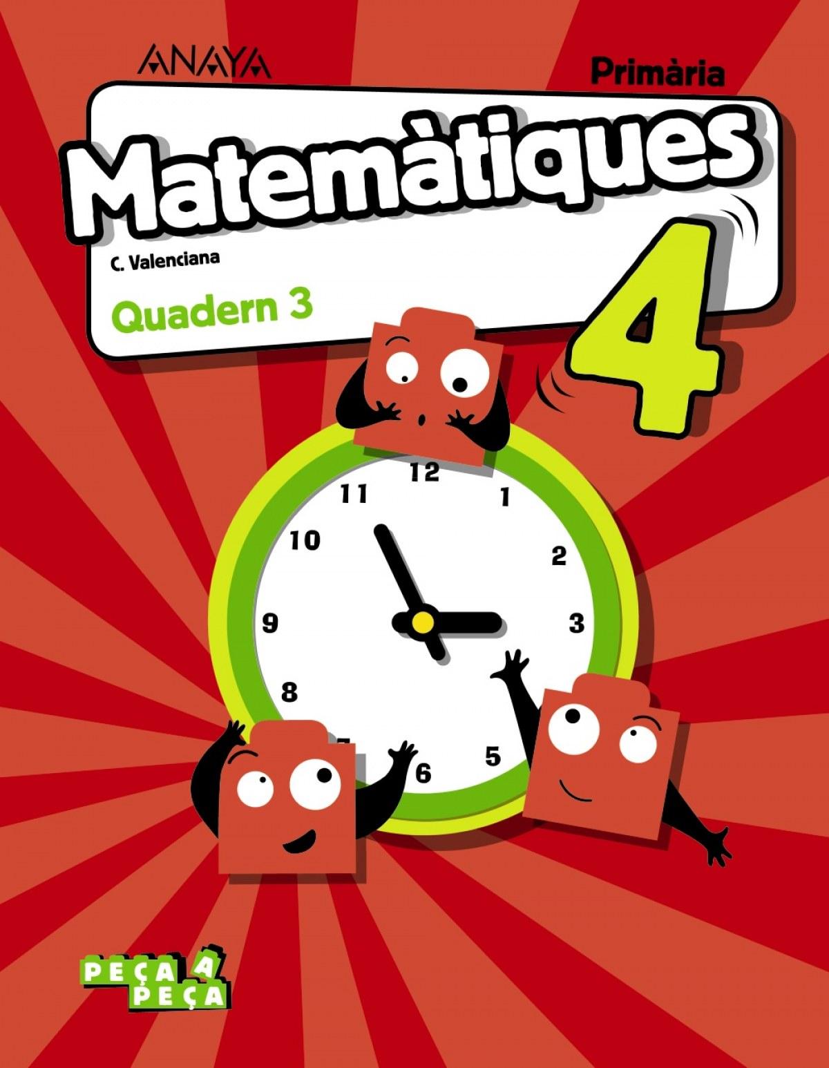 Matemàtiques 4. Quadern 3.