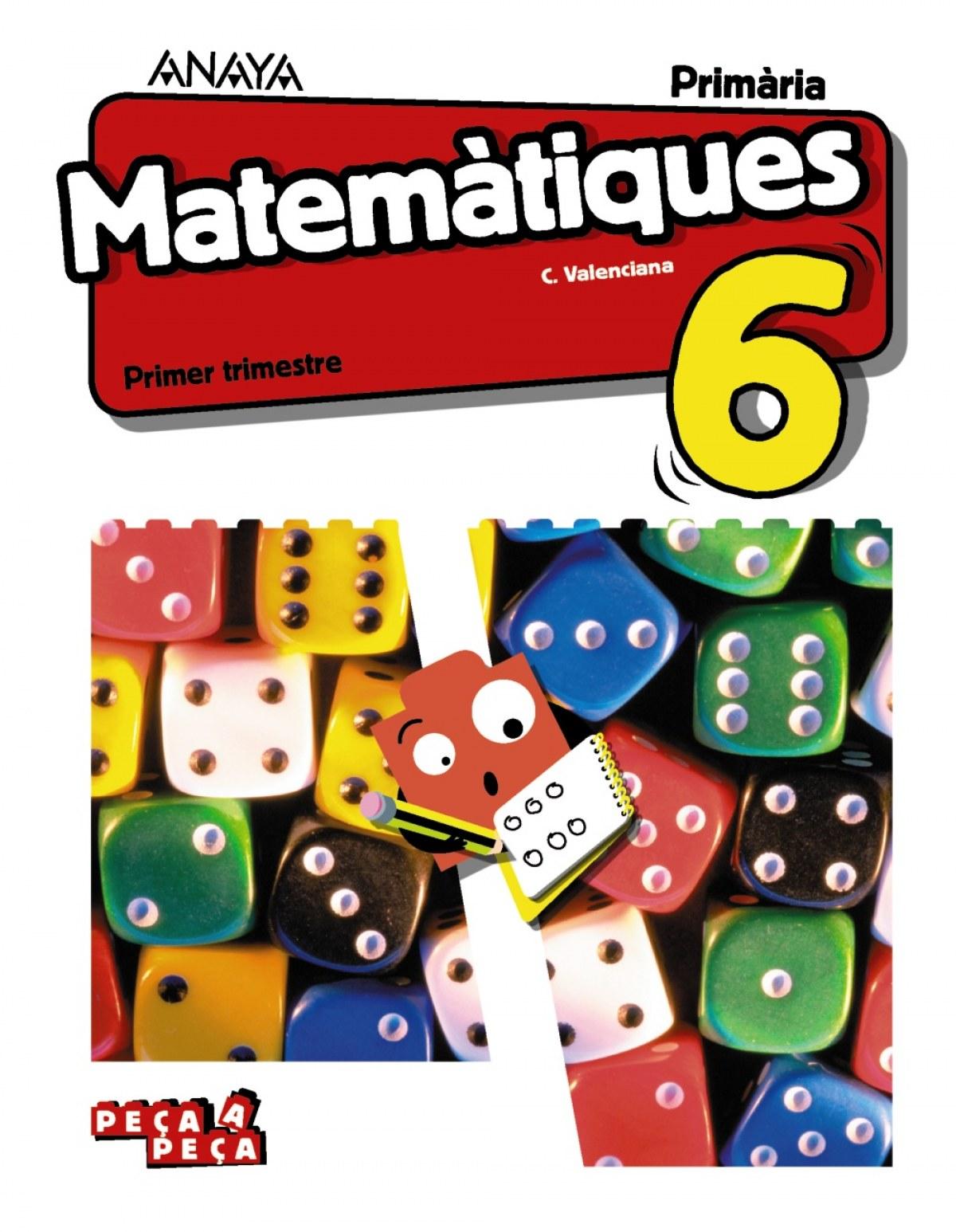 Matemátiques 6.