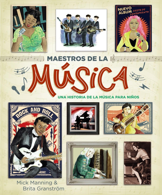 Maestros de la música
