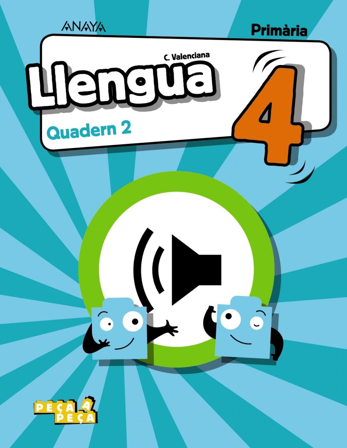 Llengua 4. Quadern 2.
