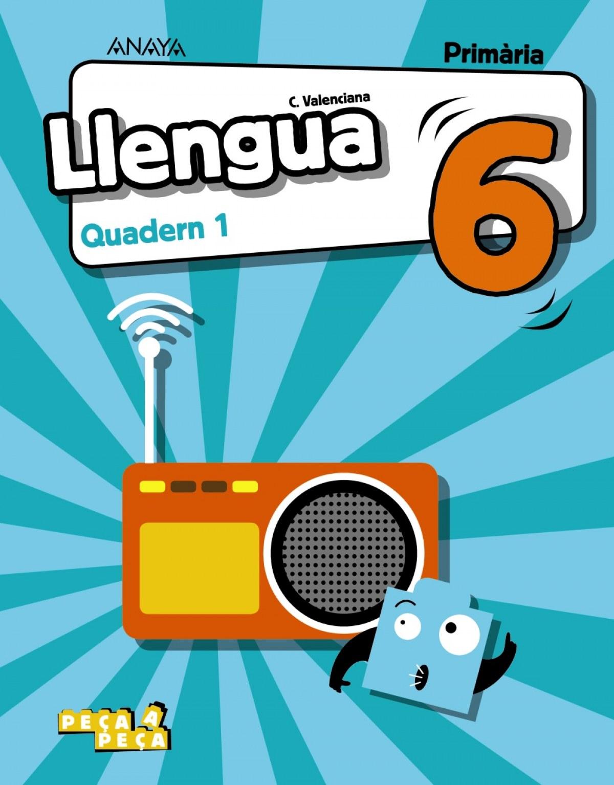 Llengua 6. Quadern 1.