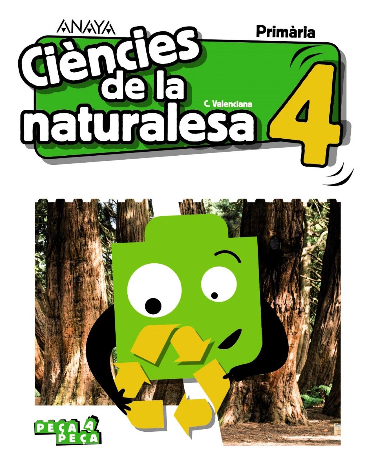 Ciències de la naturalesa 4.