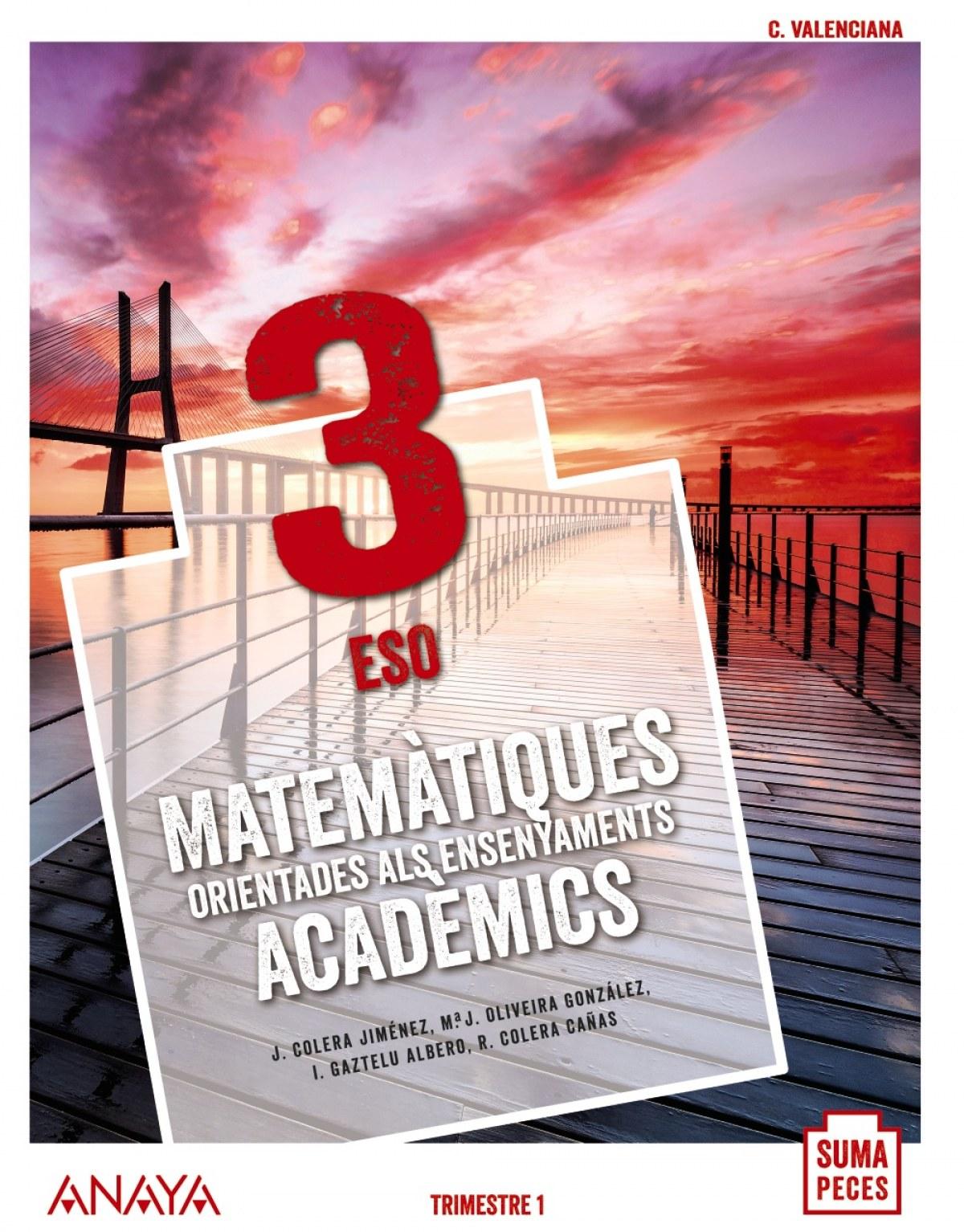 Matemàtiques orientades als ensenyaments acadèmics 3.