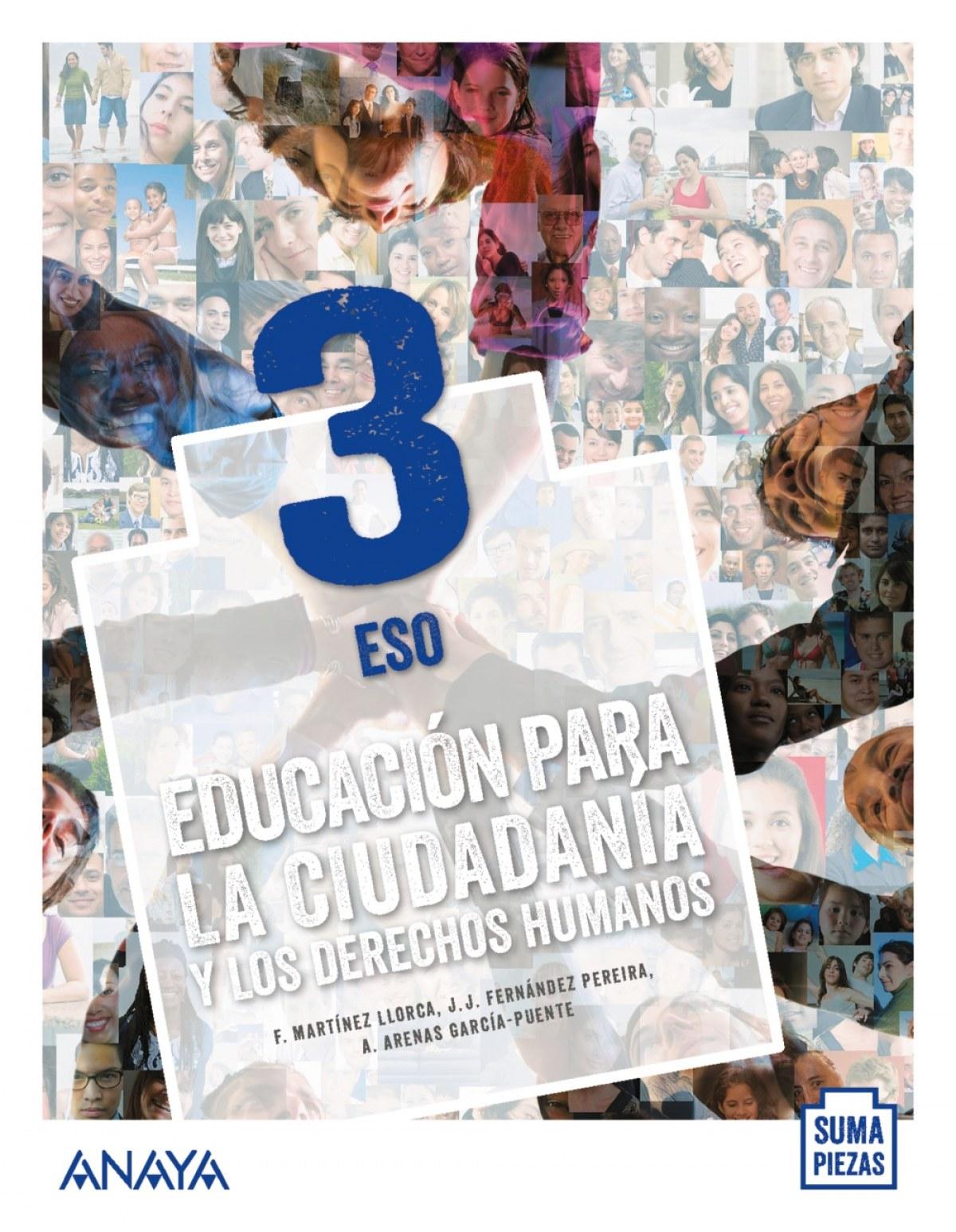 Educación para la Ciudadanía y los Derechos Humanos 3.