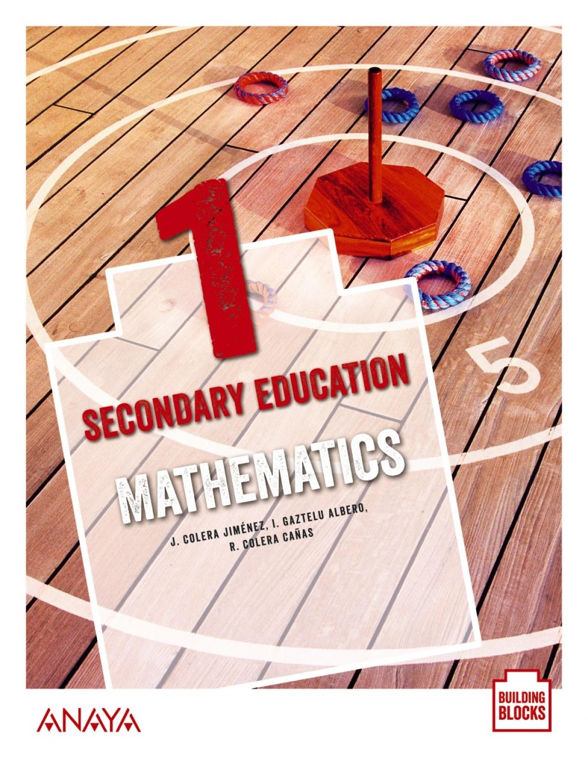 Mathematics 1. Student's Book + De cerca