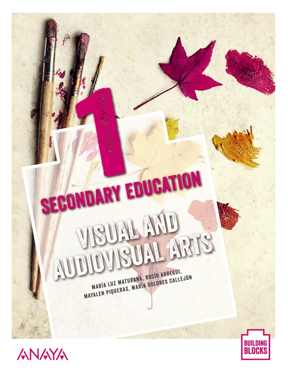 Visual and Audiovisual Arts 1. Student's Book