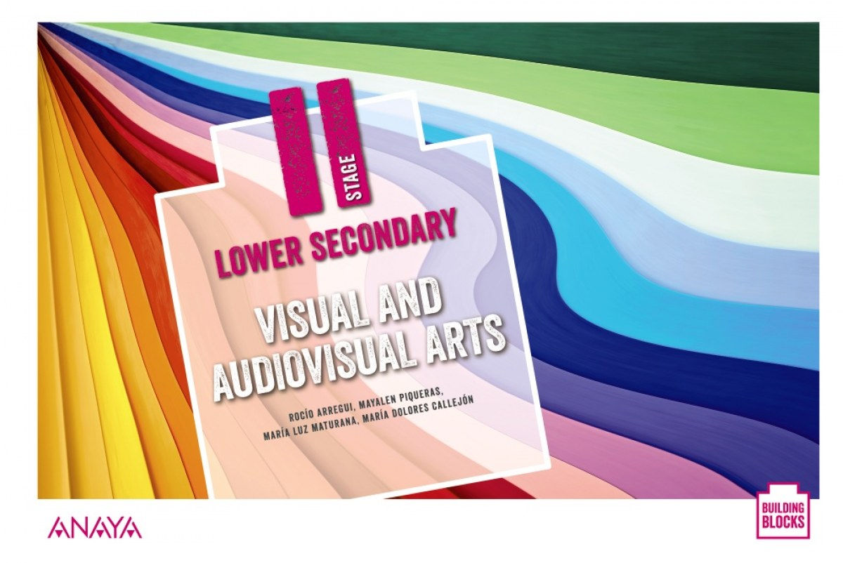 Visual and Audiovisual Arts. Stage II. Class Book