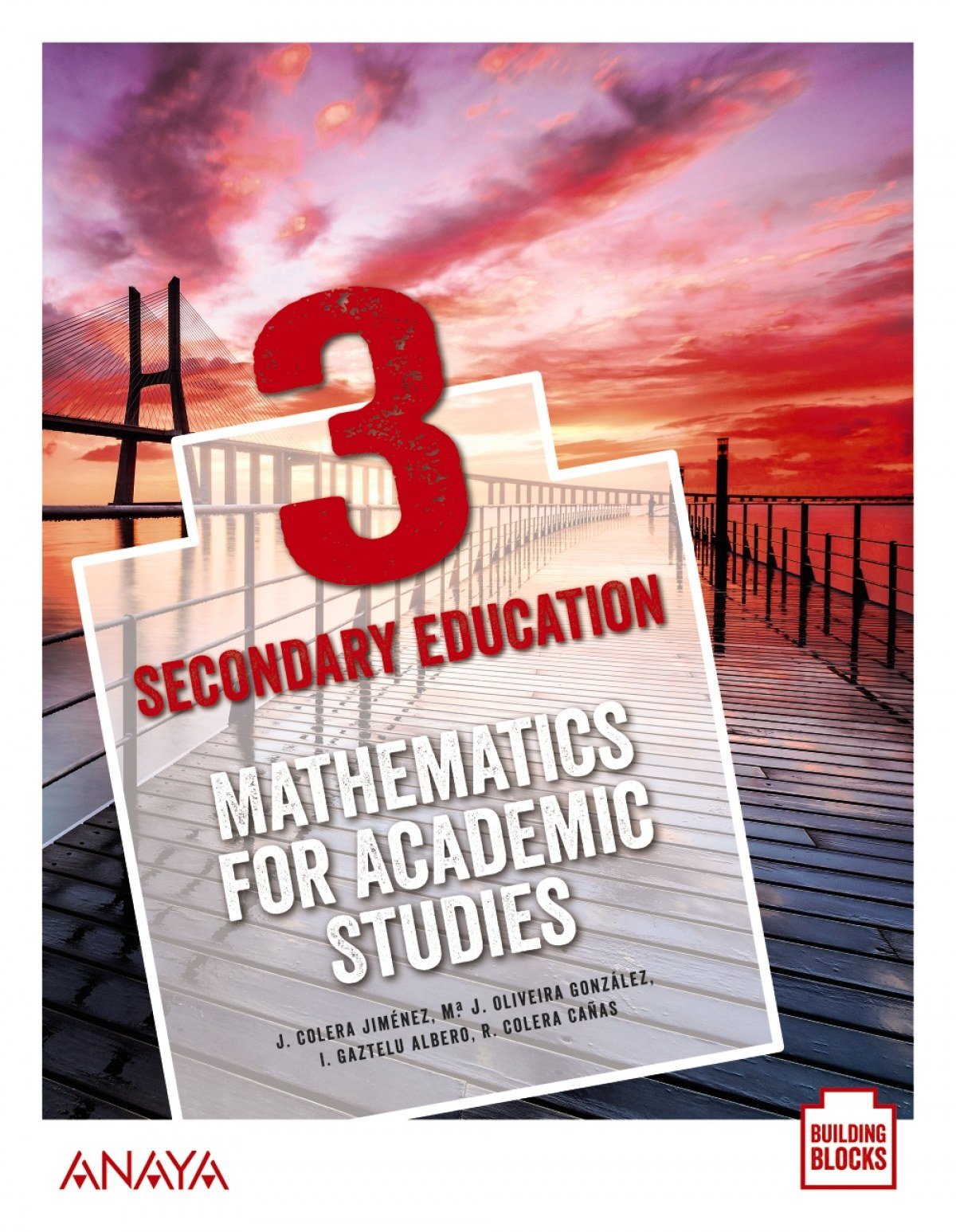 Mathematics for Academic Studies 3. Student's Book