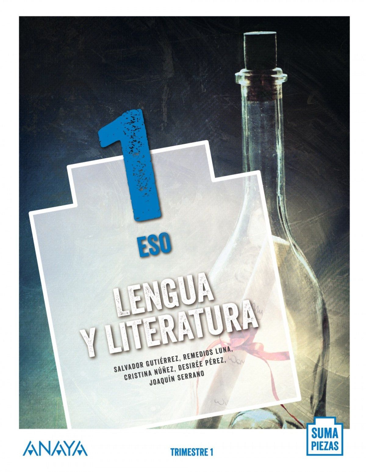 Lengua y Literatura 1. (Trimestres)