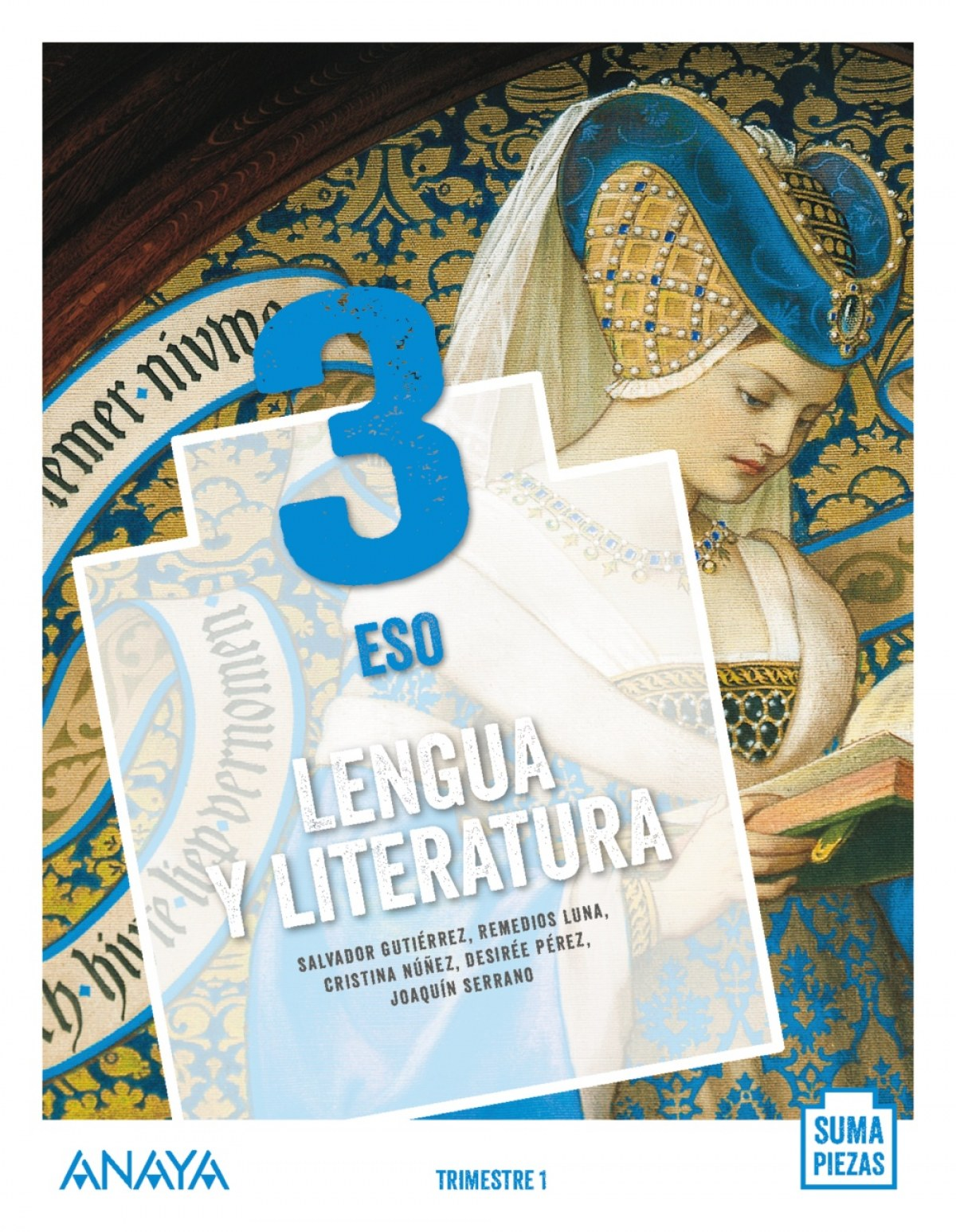 Lengua y Literatura 3. (Trimestres)