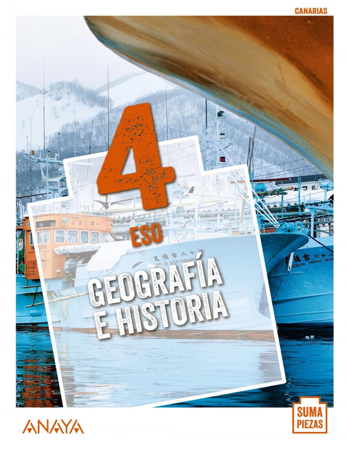 Geografía e Historia 4.