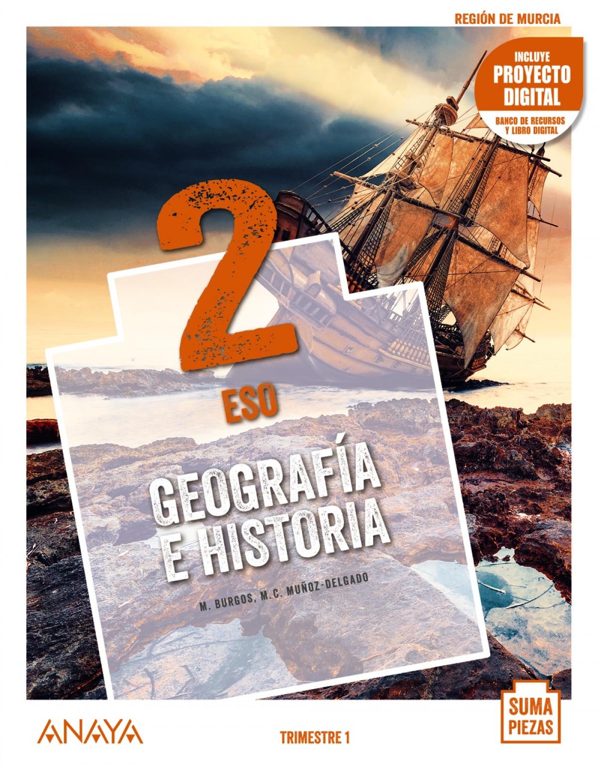 Geografía e Historia 2.