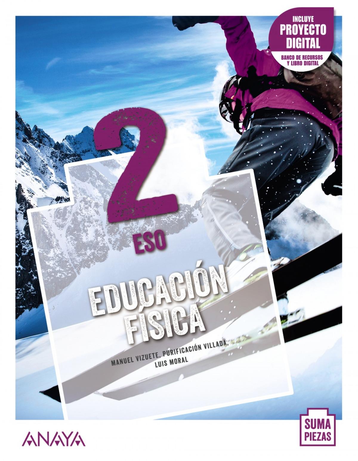 ESO 2 EDUCACIÓN FÍSICA (AND;MUR) 2021.