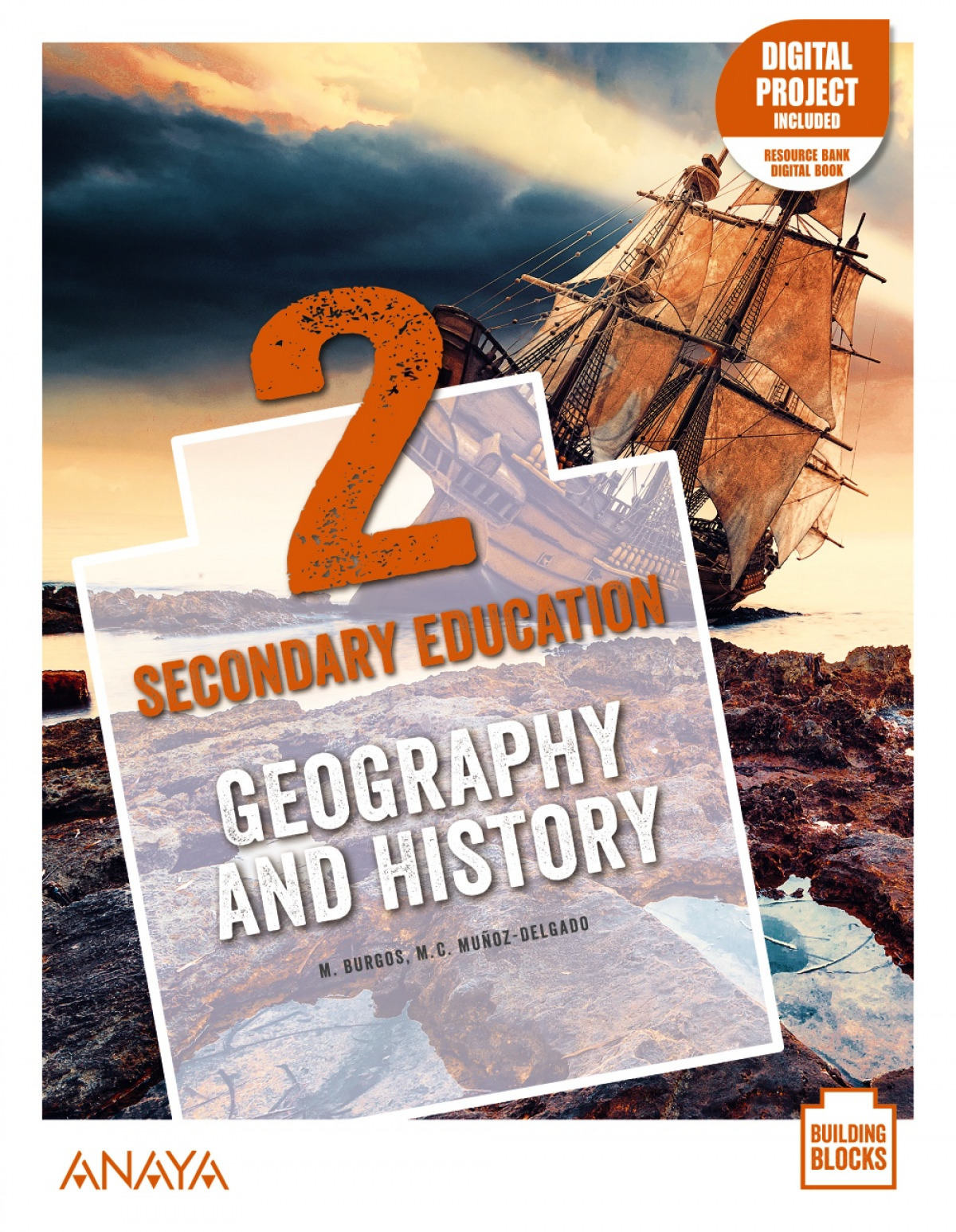Geography and History 2. Student's Book + De cerca