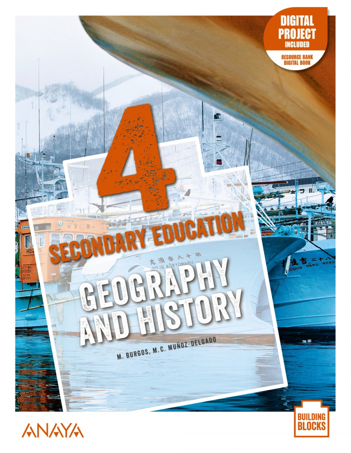 Geography and History 4. Student's Book