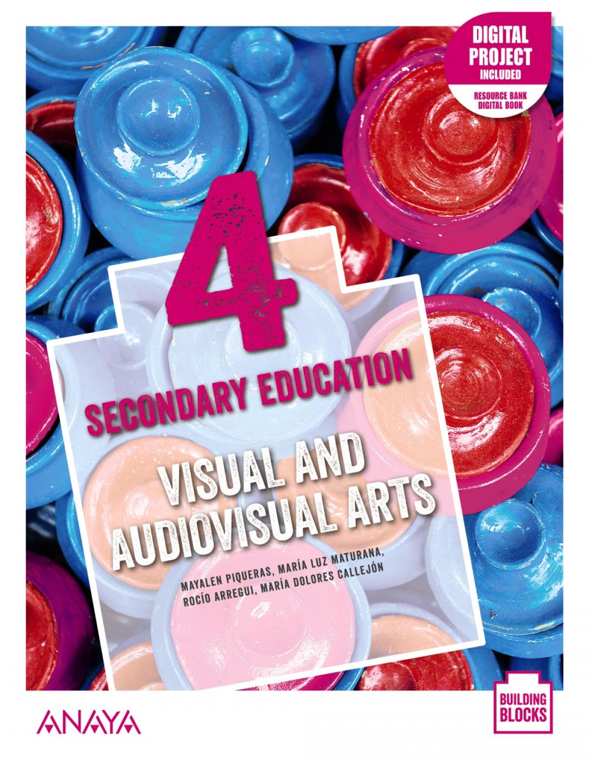 Visual and Audiovisual Arts 4. Student's Book