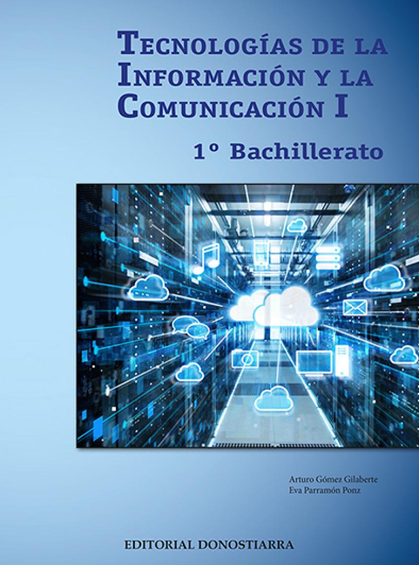 Tecnologías de la información y comunicación I - 1º Bachillerato