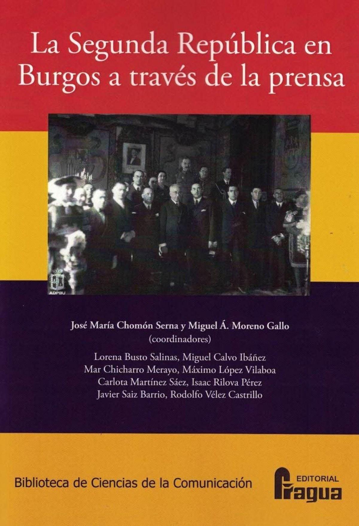 La Segunda República en Burgos a través de la prensa