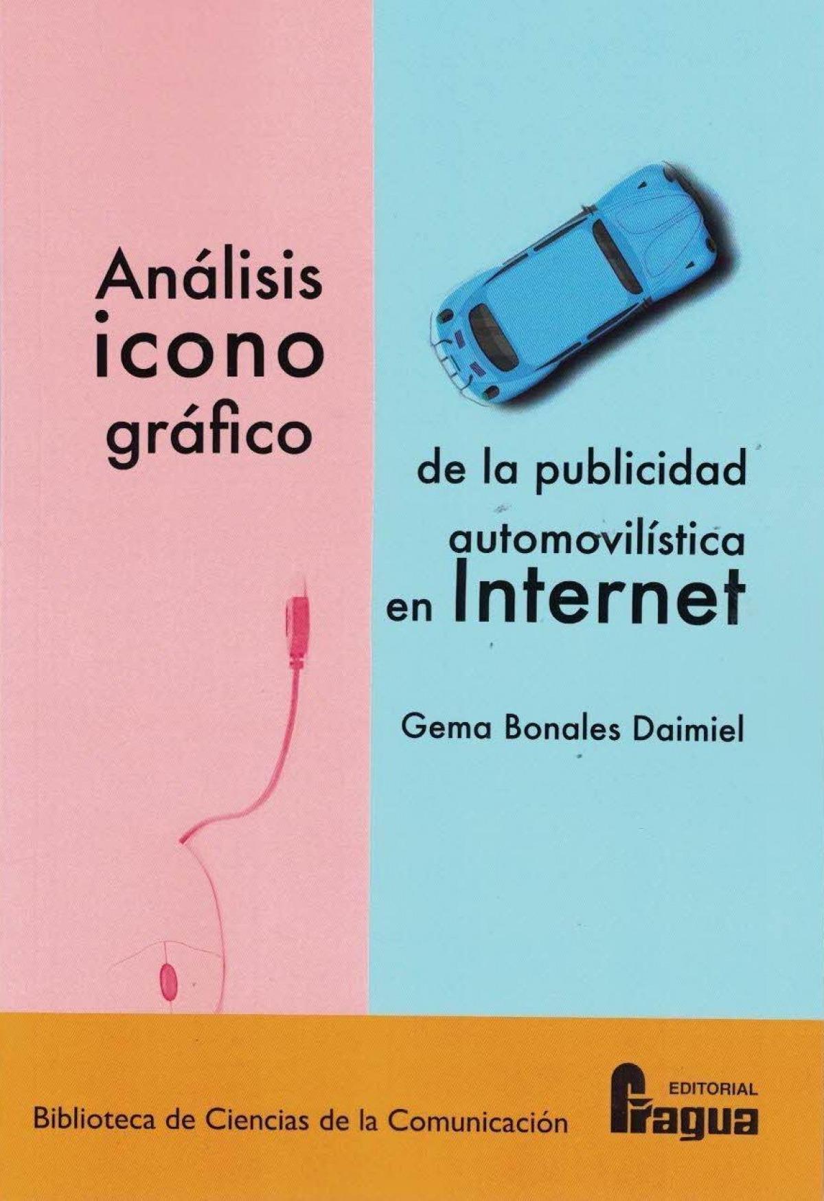 Análisis iconográfico de la publicidad automovilística en Internet.
